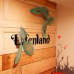 Geburtstagsraum Elfenland in Oskarshausen