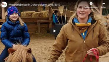 Zimní zážitky v Oskarshausen 2018/2019