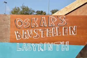 Finde den Weg aus Oskars Baustellenlabyrinth