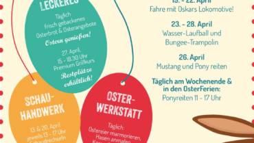 Veranstaltungen zu Ostern 2019