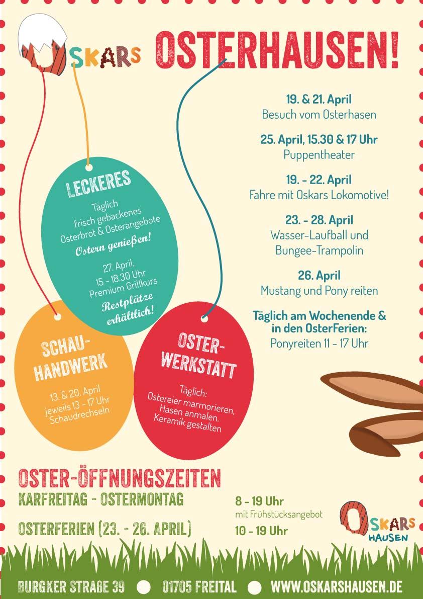 Ostern 2019 in Oskarshausen