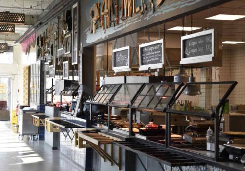 Die Spachtelwerkstatt ist das Selbstbedienungs-Familienrestaurant von Oskarshausen. Hier gibt's für jeden Geschmack das Richtige.