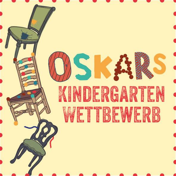 Bastelt einen Holzstuhl für Oskar und gewinnt tolle Preise für Euren Kindergarten.
