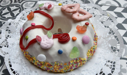 Geburtstagskuchen in Oskarshausen