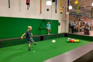 Fussballbillard in Oskarshausen