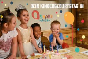 Kindergeburtstag Dresden in Oskarshausen feiern