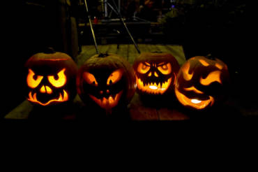 Halloween in Oskarshausen – October 2019
