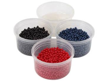 selbsthärtendes Modelliermaterial mit kleinen Perlen