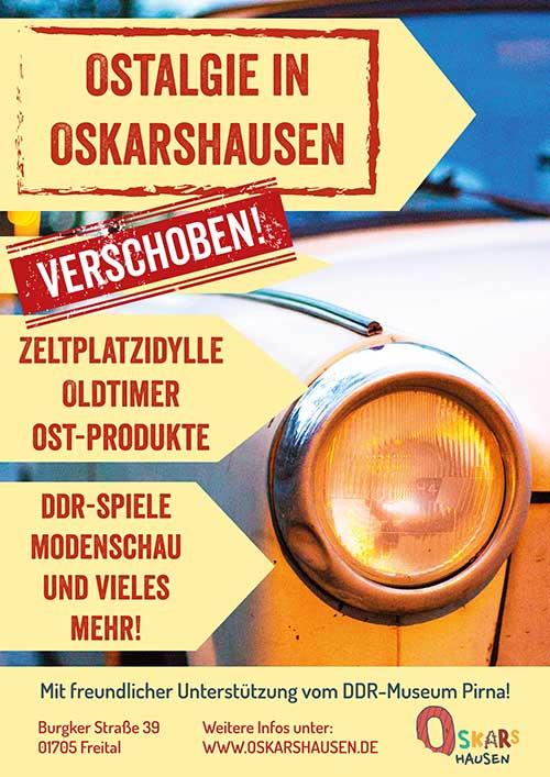 Ostalgie in Oskarshausen