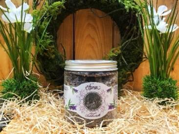Badekristalle Ottoman Argan Spa Lavendel - die Verwöhnkur für Körper, Haut und Seele.
