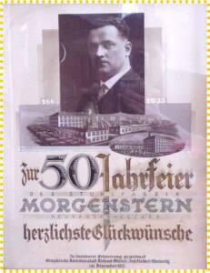 Oskars Meisterbrief
