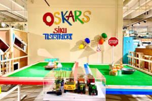 SIKU Autospieltische in Oskarshausen