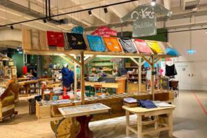 Gestalte in der Textildruckstube in Oskarshausen T-Shirts und Stoffbeutel