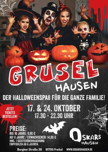Halloween – GRUSELhausen 2020
