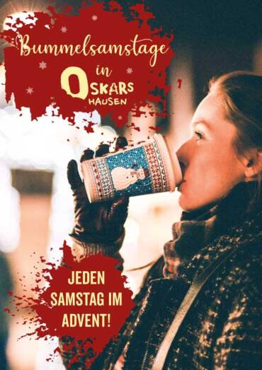 Oskars Bummeltage