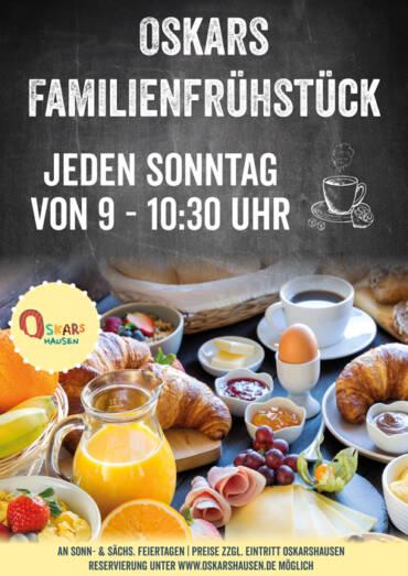 Oskars Familienfrühstück