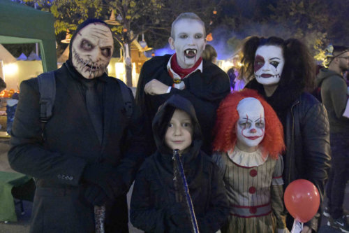 Dracula mit Pennywise & Co.