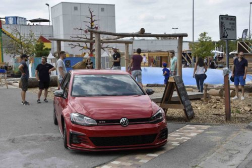 roter VW
