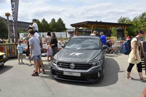 VW bei Cars´n´Coffee